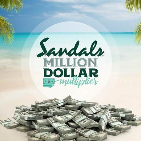 Insider Travel Report | Sandals Resorts Launches Million Dollar