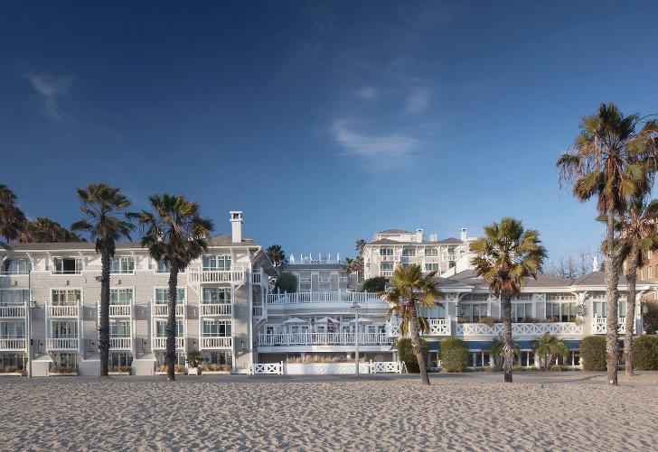 Insider Travel Report Two Top California Luxury Beach